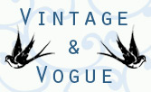 vintage and vogue